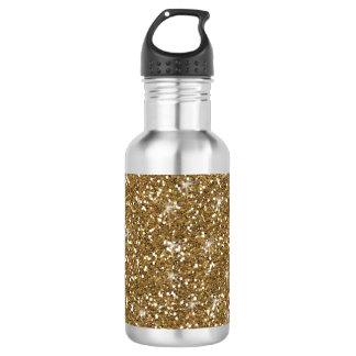 Faux Gold Glitter