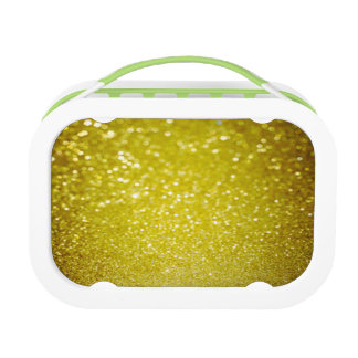 faux,gold,glitter,glam,christmas,xmas,pattern,star lunch box
