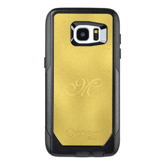 Faux Gold OtterBox Samsung Galaxy S7 Case