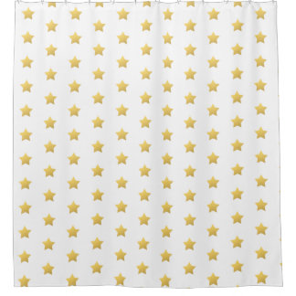 Faux gold stars