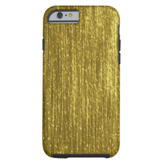 Faux gold textured electronics tough iPhone 6 case