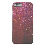 Faux Hot pink Sparkles & Glitter - Glam & Girly