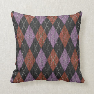 Faux Knit Pillow