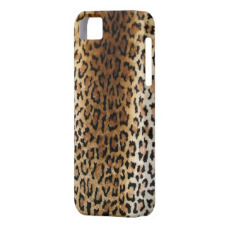 faux Leopard Print iPhone 5 Case