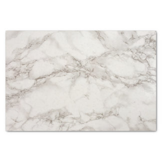 Faux Marble Alabaster Taupe Tan Tissue Paper