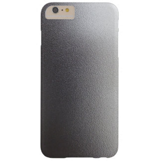 Faux Matte Metallic Barely There iPhone 6 Plus Case