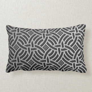 Faux Metal Pattern throw pillows