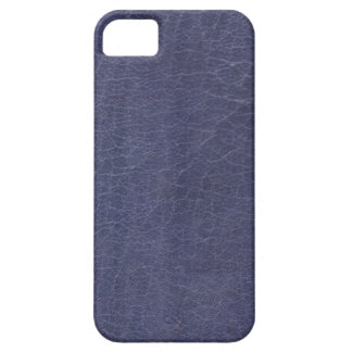 Faux Purple Leather Texture iPhone 5 Cover