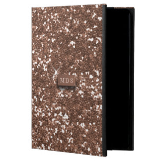 Faux Rose Gold Glitter iPad Air 2 Case