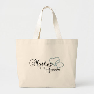Faux Show Mother of the Groom Large Tote Bag