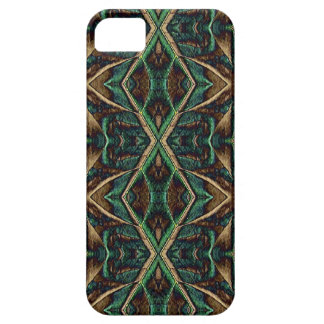 Faux-Snakeskin Pattern iPhone 5 Cover