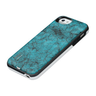 Faux Turquoise IPhone 5/5S Battery Case