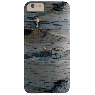 Faux White Birch Tree Bark Nature Device Case