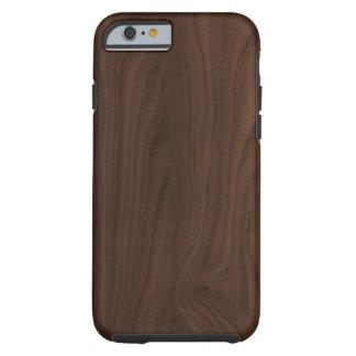 faux Wood Grain iPhone 6 case Tough iPhone 6 Case
