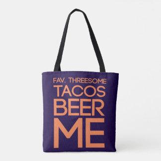 Fav. Threesome 2 Tote Bag