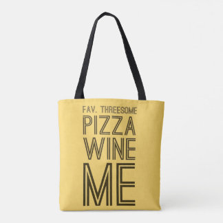 Fav. Threesome Tote Bag