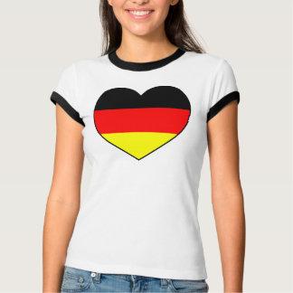 Favorable heart shirt Germany football WM 2010