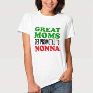 Favorisé à Nonna Tee Shirts