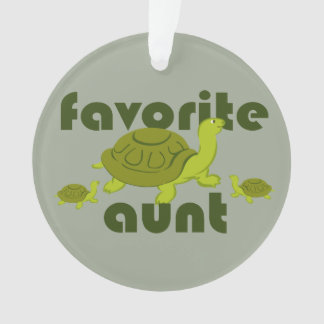 Favorite Aunt Ornament