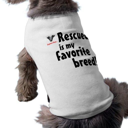 Favorite Breed Pet Tee