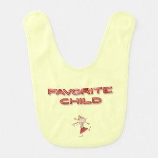 Favorite Child Bib