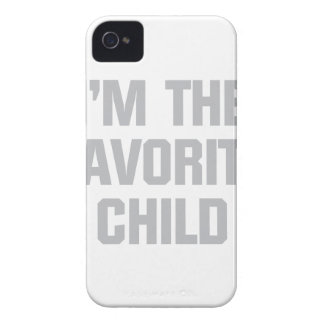 Favorite Child iPhone 4 Cover