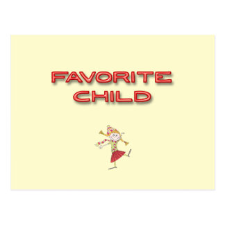 Favorite Child Postcard