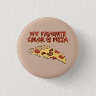 Favorite color is pIzza button