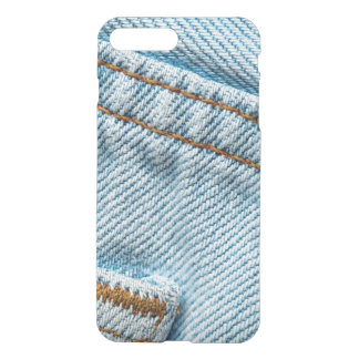 Favorite Faded Comfortable Blue Jeans iPhone 8 Plus/7 Plus Case
