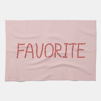 Favorite Kitchen Towel