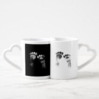 Favorite legs coffee mug set