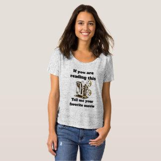 Favorite movie T-Shirt