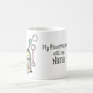 Favorite People Nana Mug