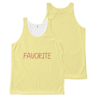 Favorite Unisex Tank Top