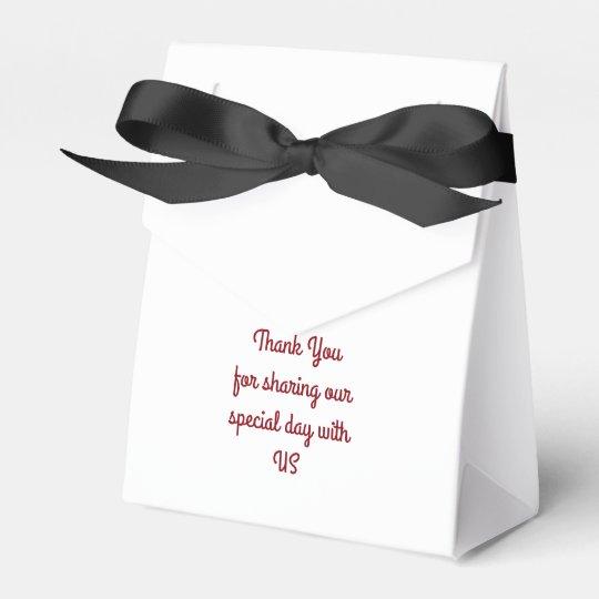 Favour box party favor boxes