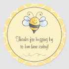 Favour Sticker | Bumble Bee