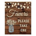 Favours Sign, Wedding Sign, Wedding Decor Photo