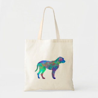 Fawn Brittany Griffon in watercolor Tote Bag