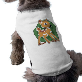 Fawn Dog Shirt
