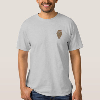 Fawn Embroidered T-Shirt