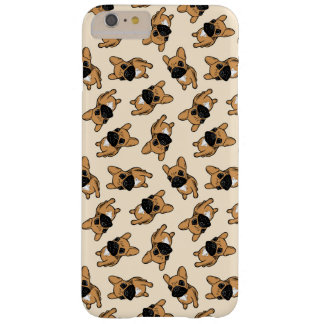 Fawn Frenchie Puppy Barely There iPhone 6 Plus Case