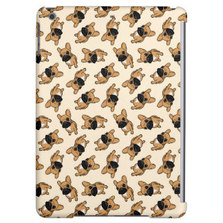 Fawn Frenchie Puppy iPad Air Covers