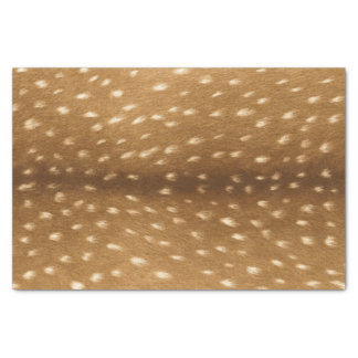 Fawn Fur Baby Deer Skin Tissue Paper