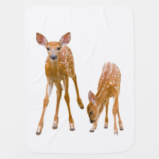 Fawn image for Baby-Blanket Baby Blanket