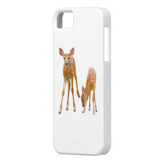 Fawn image iPhone-SE-+-iPhone-5-5S-Barely-There iPhone 5 Covers