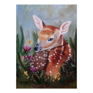 Fawn Innocence Poster