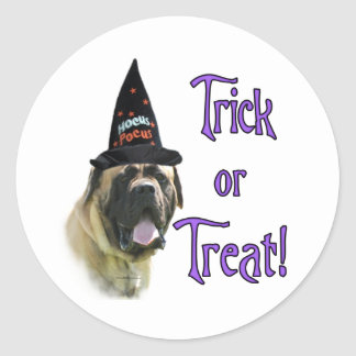 Fawn Mastiff Trick Sticker