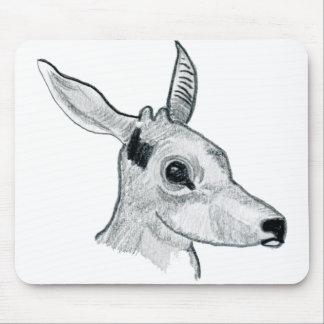 Fawn Mousepad