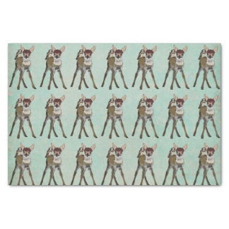 FAWN & OWL Tissue Paper