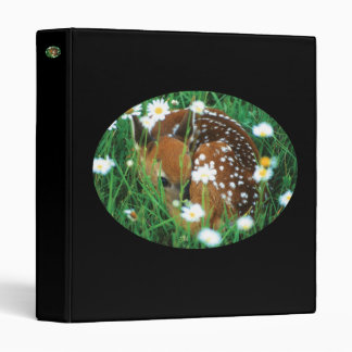 fawn vinyl binder